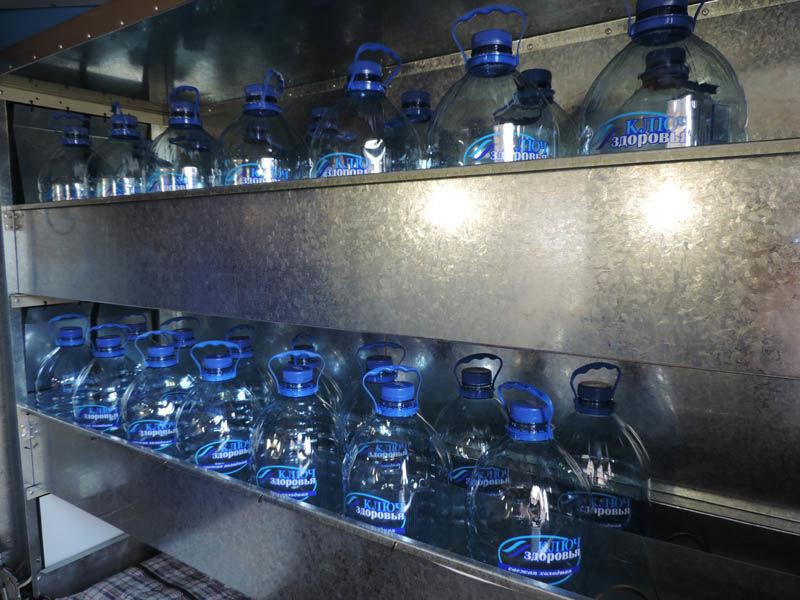 Завод по производству и розливу безалкогольных напитков